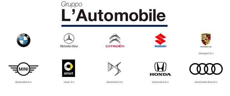 Gruppo Automobile Header