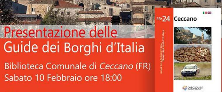 Ceccano: Guide Turistiche Borghi d'Italia