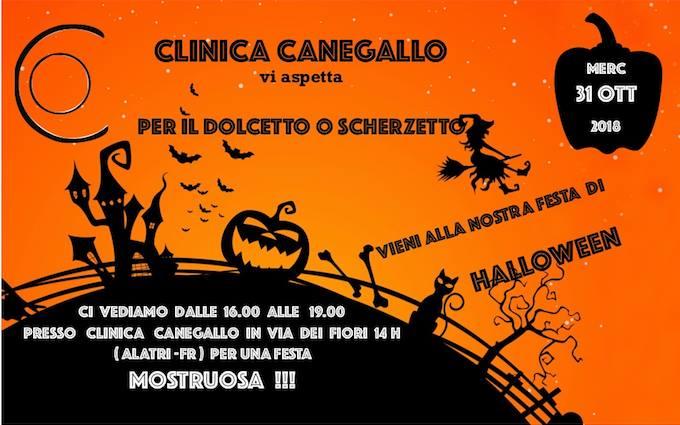 Halloween Canegallo Alatri