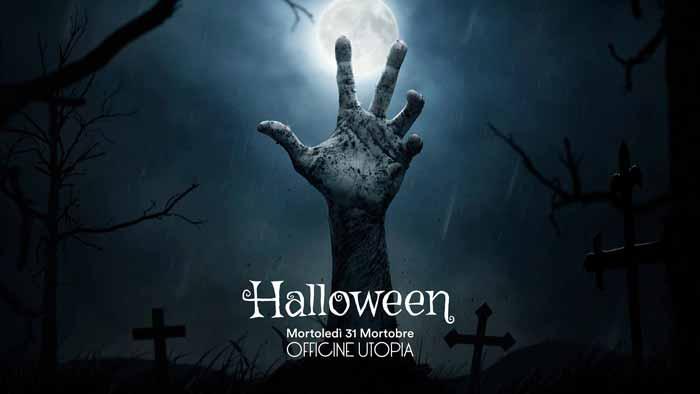 Halloween Officina Utopia Ceccano
