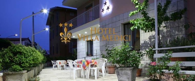 Hotel Villa Medici a Fiuggi Terme