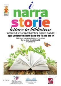 I Biblionauti Frosinone 2018