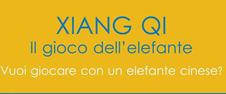 Xiangqi: il gioco dell'elefante!