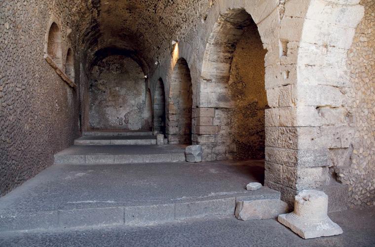 Il Lazio è Una Terra Eterna Archeologia Mercato Romano Ferentino