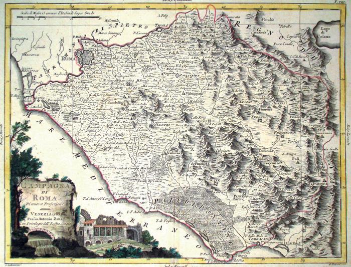 Il Lazio è Una Terra Eterna