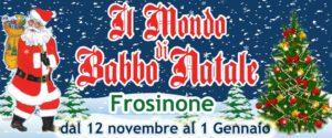 Il Mondo di Babbo Natale a Frosinone – Girocittà