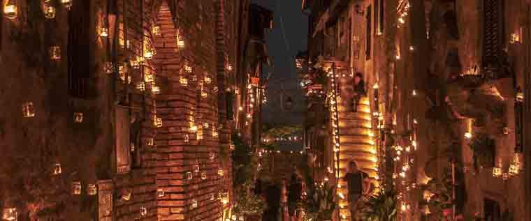 Notte di Luci ad Itri