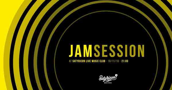 Jam Session Satyricon 2018