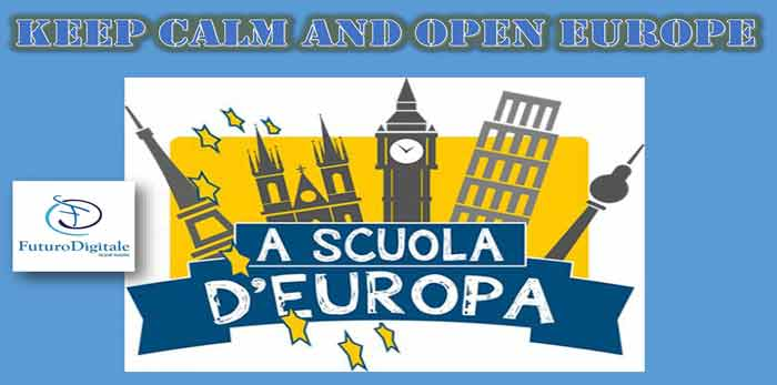 Keep calm and open Europe