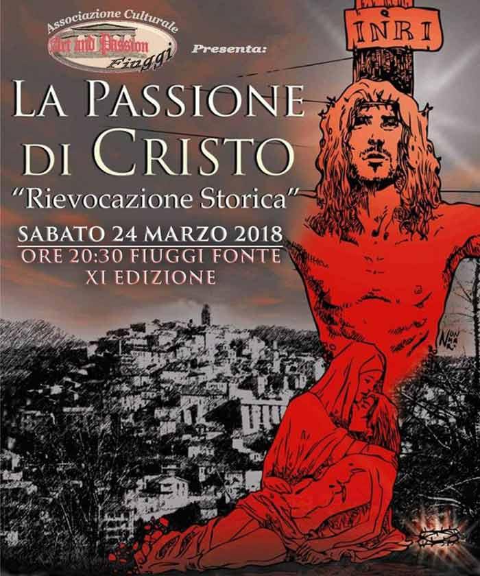 La passione di Cristo Fiuggi