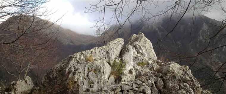 Escursione alla Roccia dei Tedeschi
