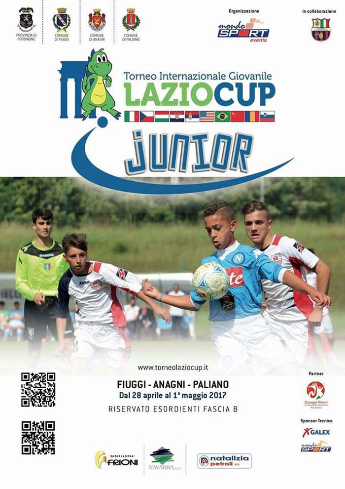 Lazio Cup Locandina