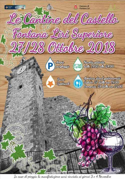 Le Cantine Del Castello Fontana Liri