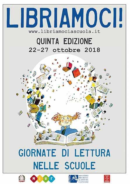 Libriamoci 2018 Locandina