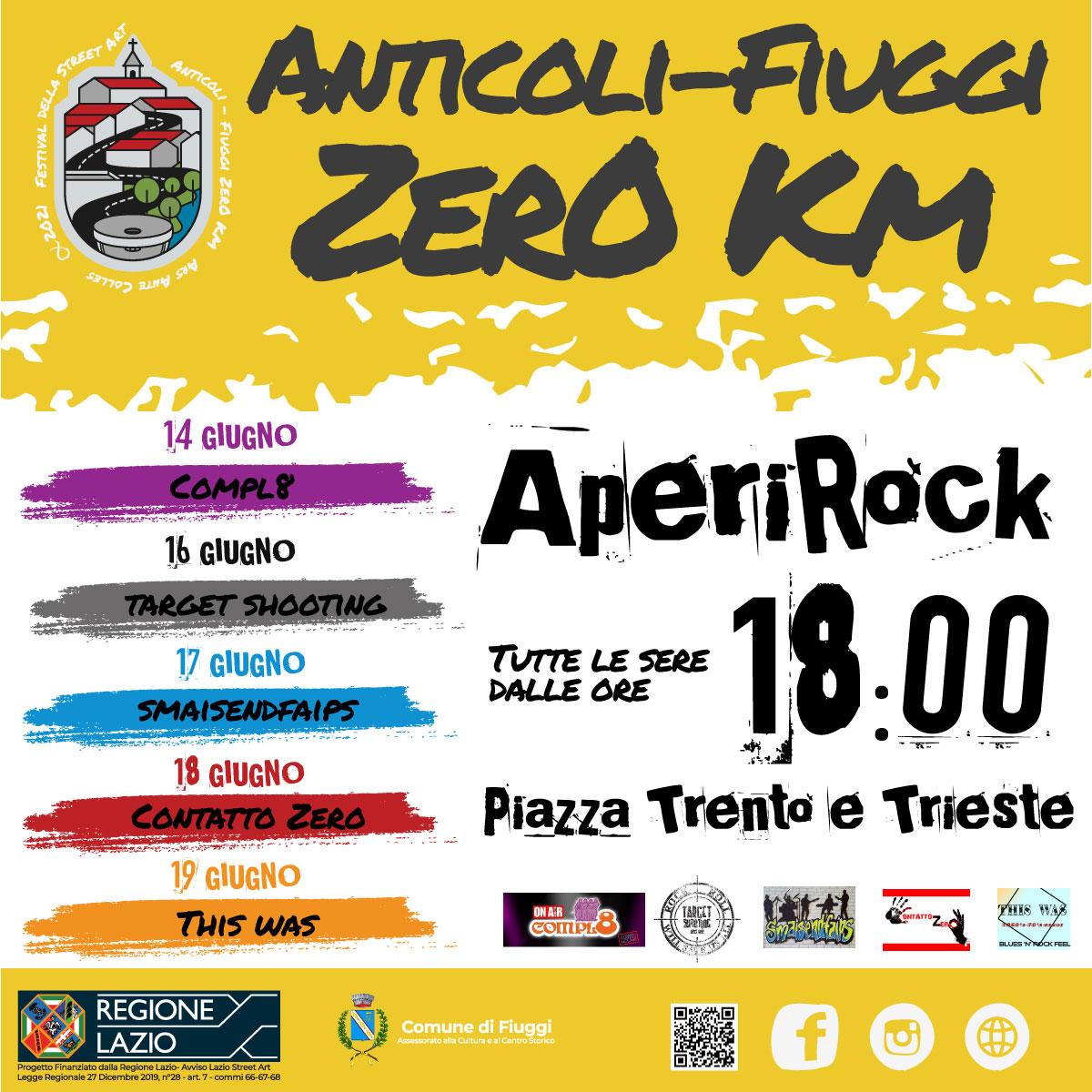 Fiuggi AperiRock