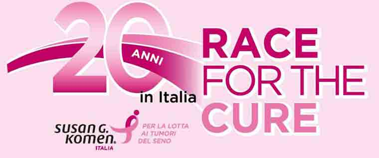 Race for the cure a Roma