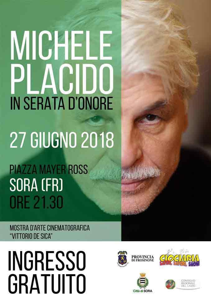 Michele Placido Sora Locandina