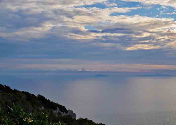 Monte Circeo e le Isole Ponziane