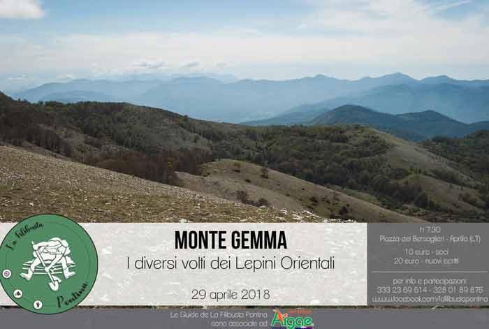 Monte Gemma Aprilia