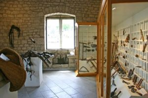 Museo Civico di Alatri - Interno del museo