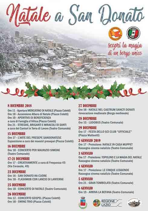Natale a San Donato Locandina