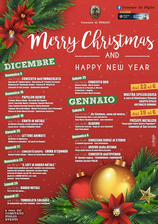 Natale 2018 Piglio