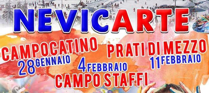 NevicArte a Campo Staffi e Campo Catino