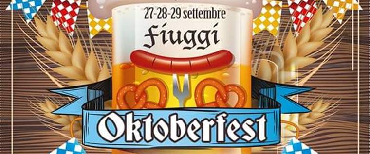 Oktoberfest a Fiuggi
