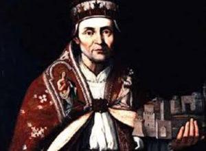 Papa Celestino V Fumone