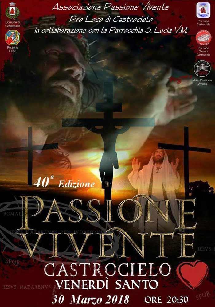Passione Vivente Castrocielo