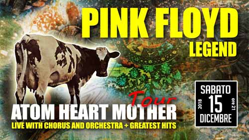 Pink Foyd Legend Dicembre