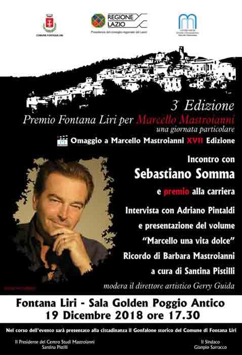 Premio Mastroianni Fontana Liri