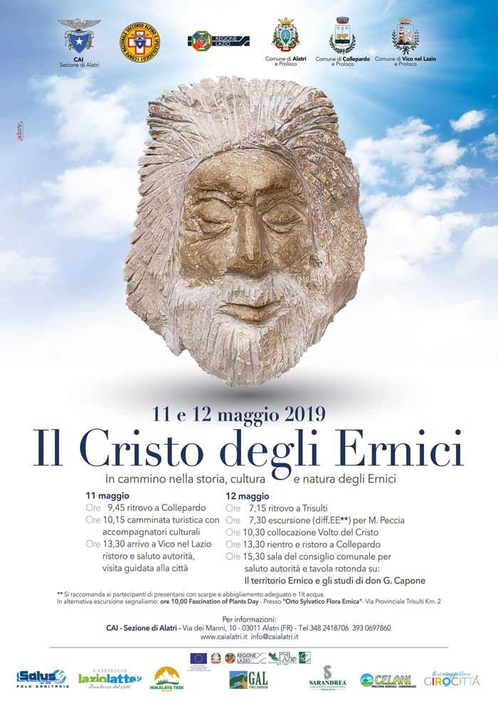 programma Cristo degli Ernici