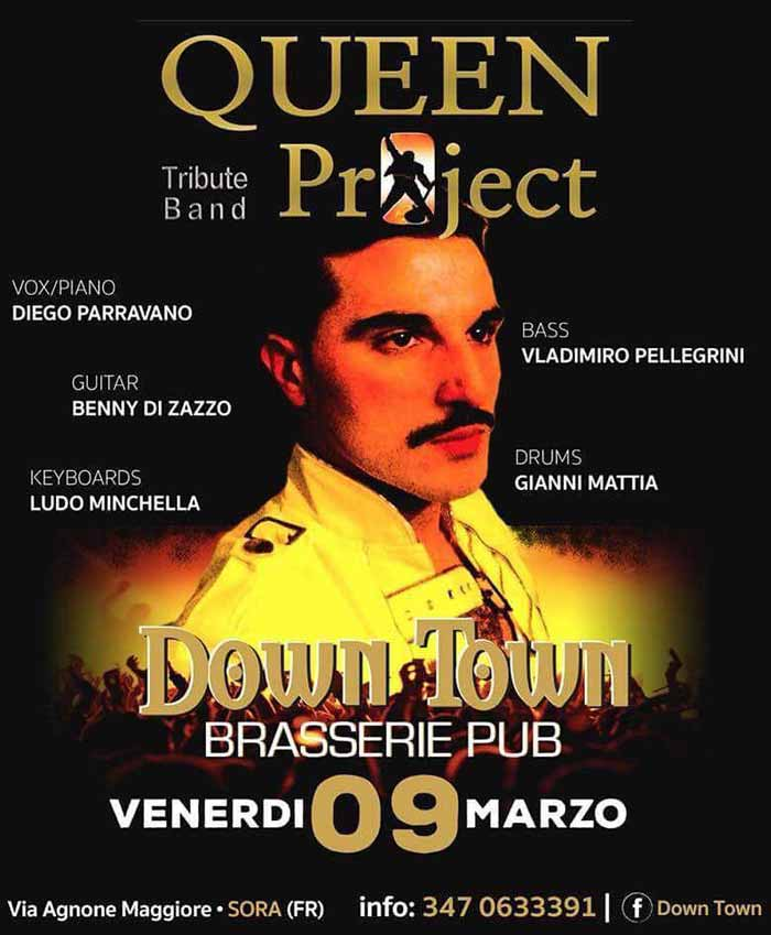 Queen Project Tribute Band
