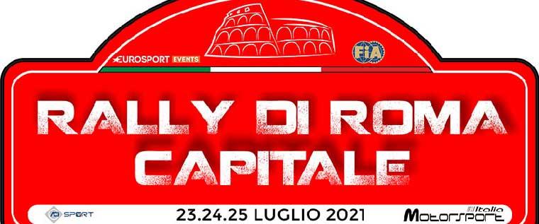 Rally di Roma Capitale 2021