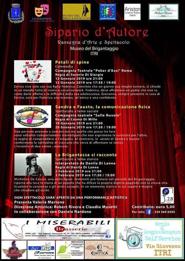 Rassegna Itri 2019