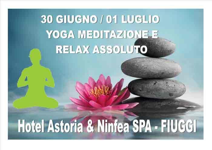 Relax Fiuggi Astoria Locandina