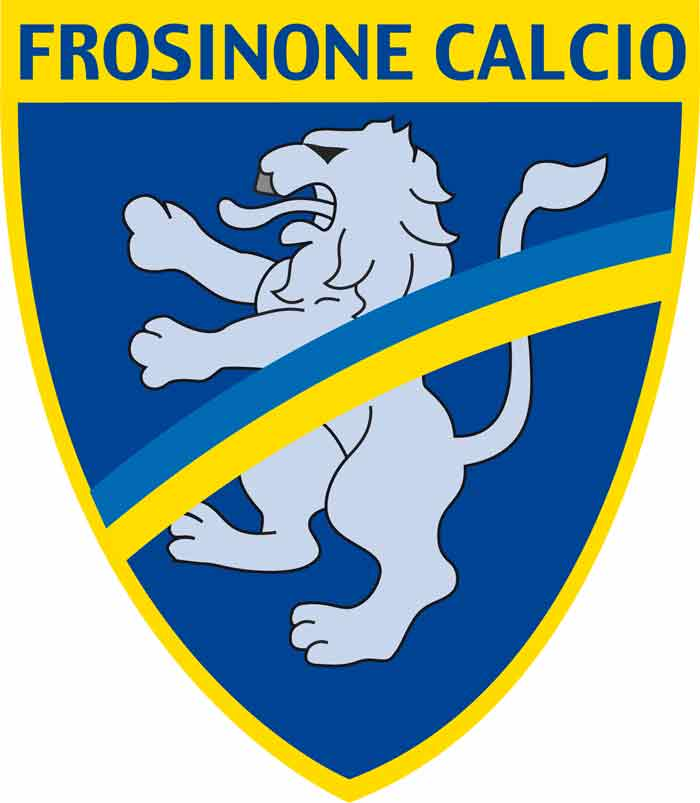 restyling logo Frosinone Calcio