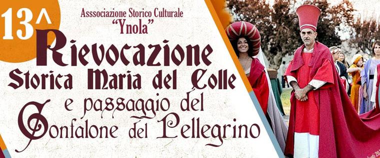 Rievocazione storica Maria del Colle a Lenola