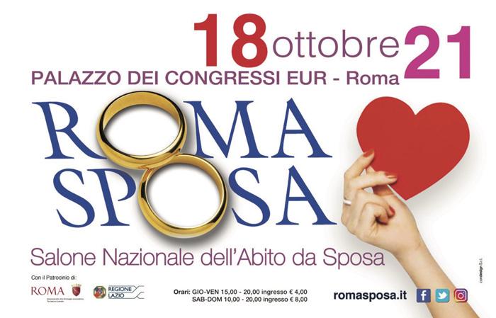 Roma Sposa 2018 Locandina