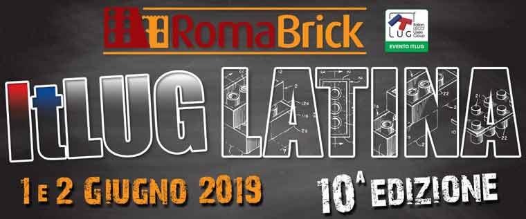 RomaBrick – 10° edizione