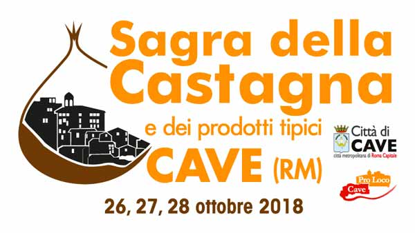Sagra della Castagna Cave 2018