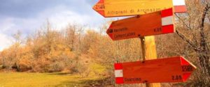 Sentiero Passeggiata Montagna Ciociaria