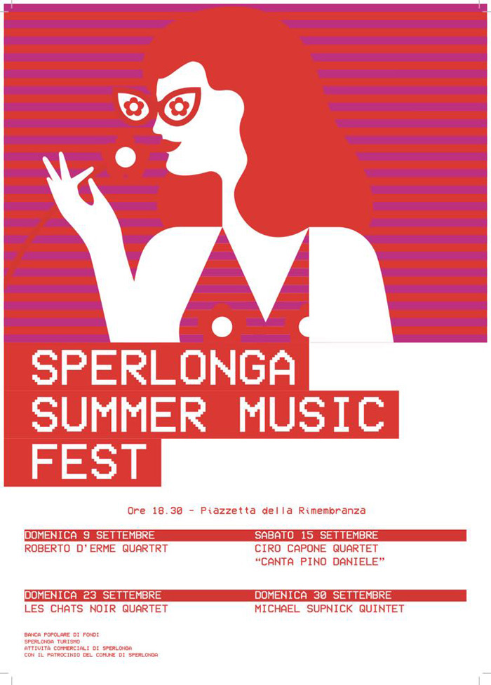 Sperlonga Summer Fest Locandina 2018