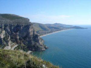 Spiaggia Bandiera Blu Latina