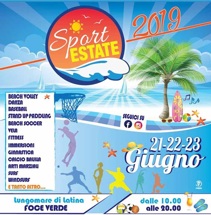 sport estate Latina