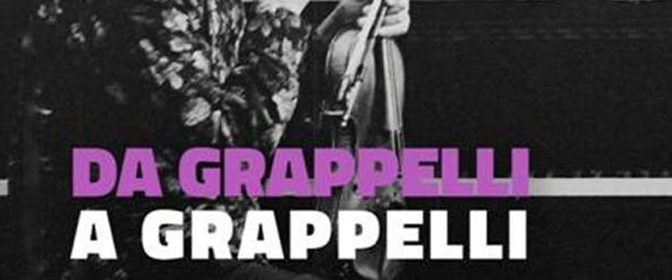 Da Grappelli a Grappelli, l'omaggio di Alatri al grande artista