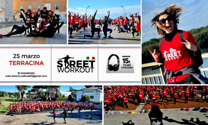 Street Workout Terracina