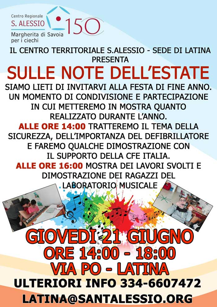 Sulle Note dell Estate Latina