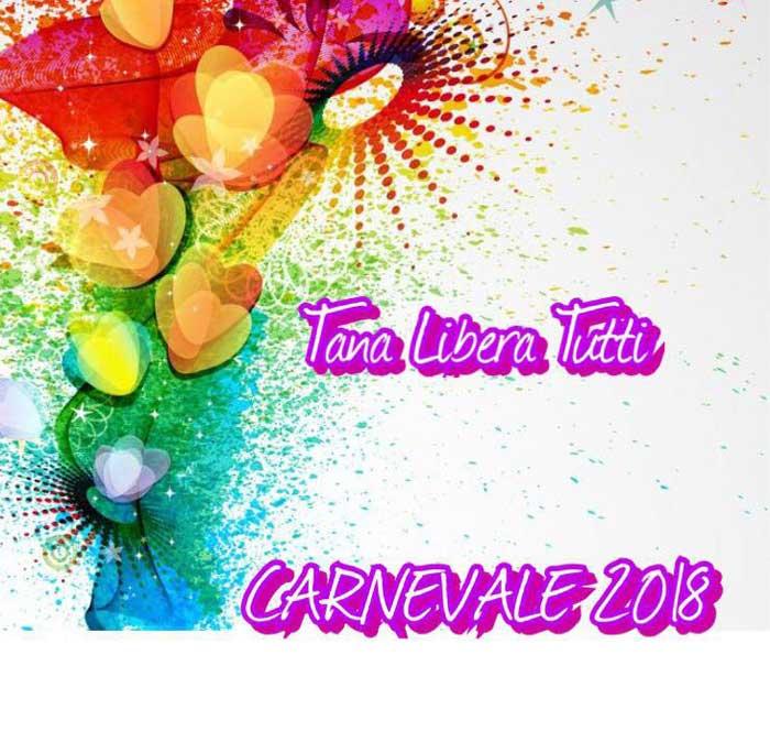 Tana Libera Tutti Carnevale Affile